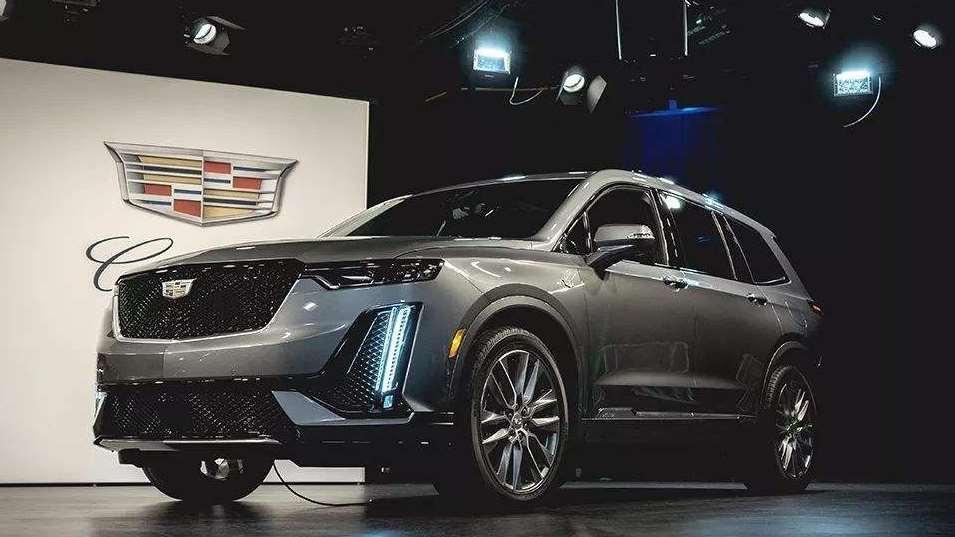 凯迪拉克XT6国产申报 新车预计7月上市