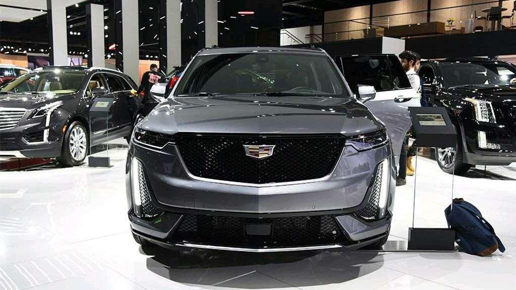 国产凯迪拉克XT6将于4月上海车展亮相