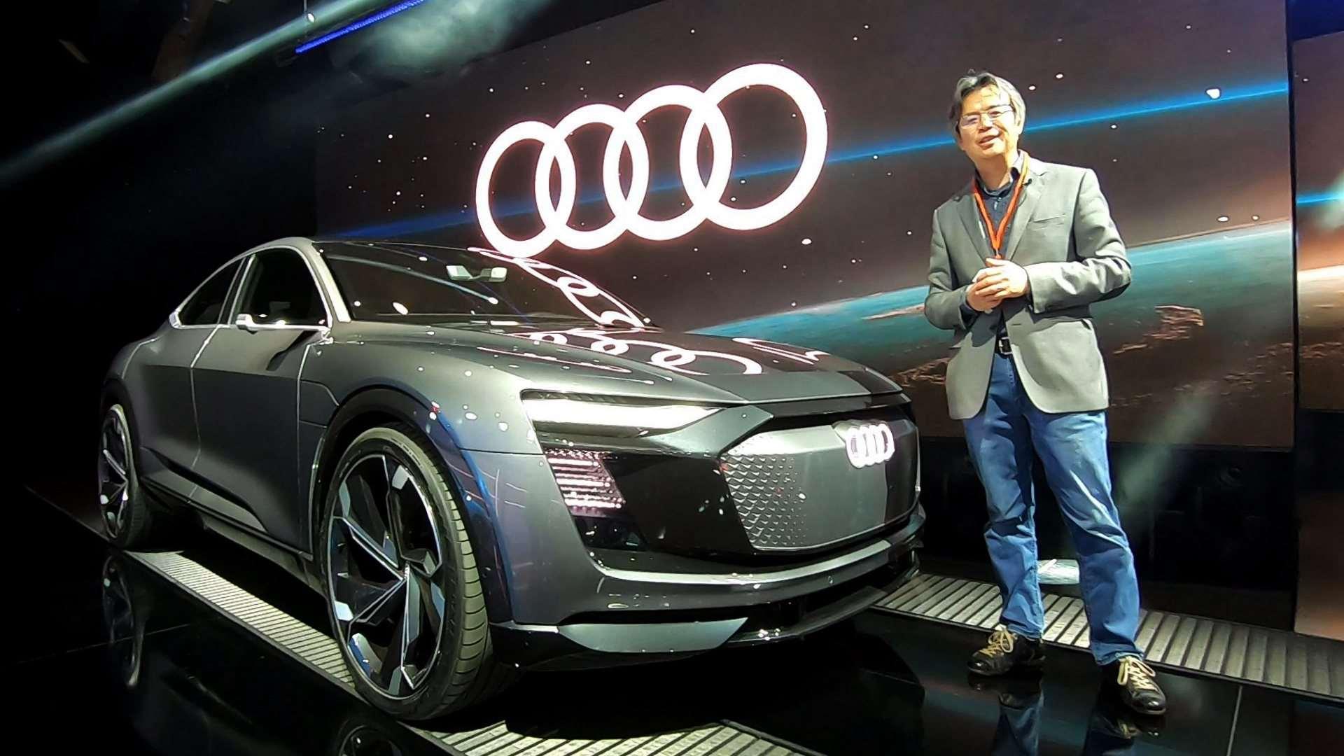 """《夏东评车》奥迪今年会有什么新车?如何对电""""闪击"""
