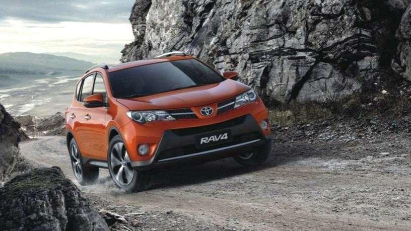 全新丰田第五代RAV4与2019款本田CRV怎么选?