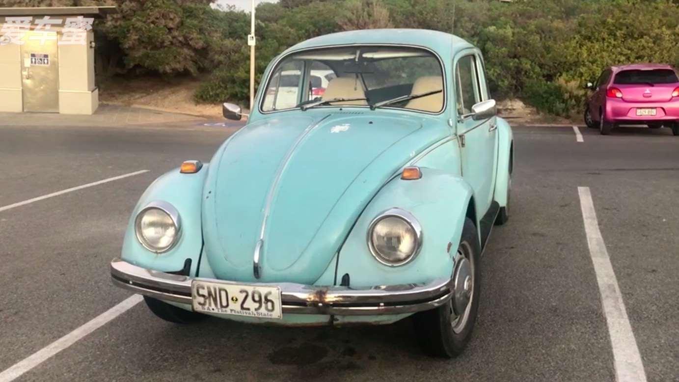 在澳洲偶遇甲壳虫老爷车