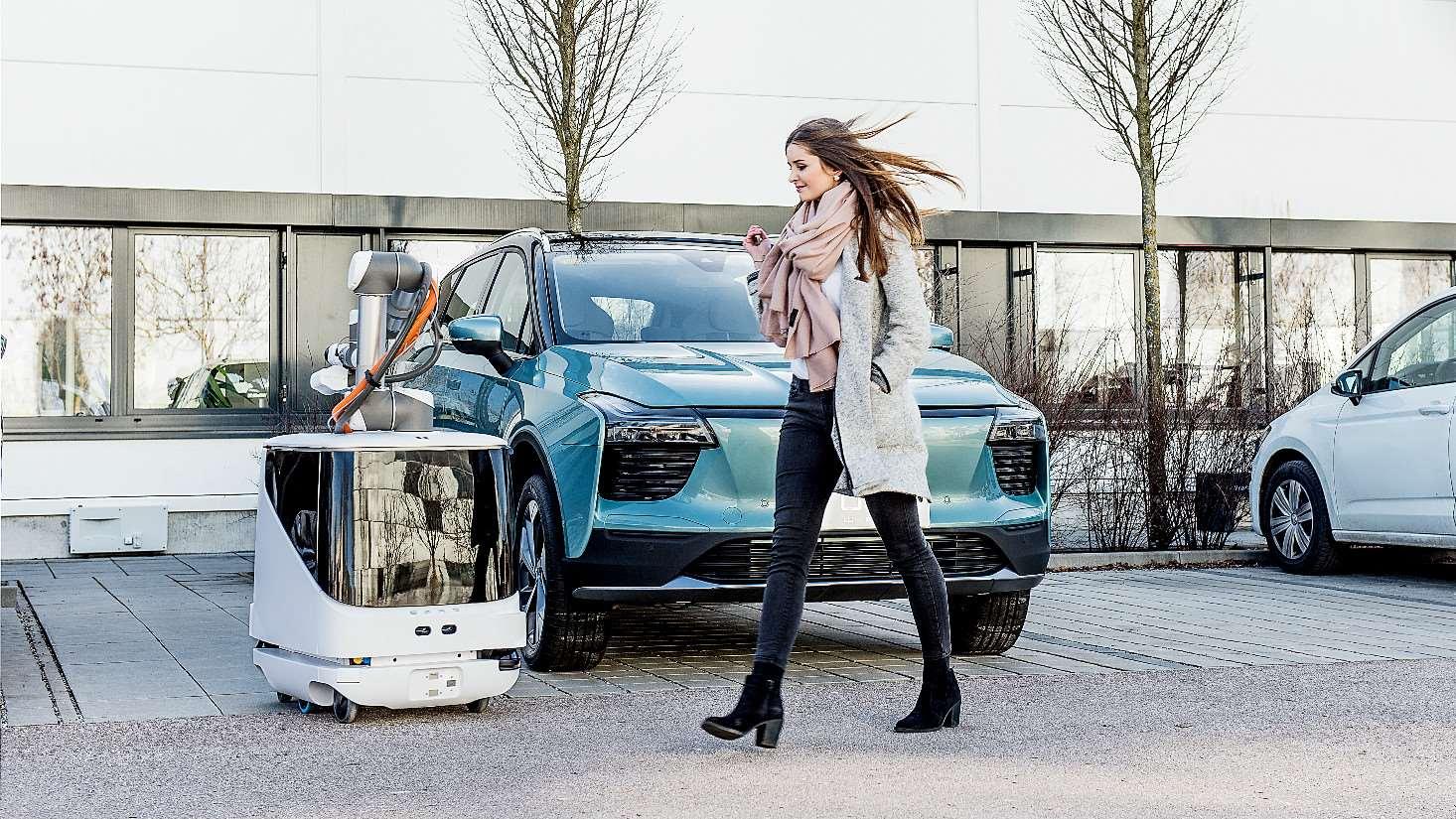 在日内瓦车展上发布了两款车的中国车企是谁?