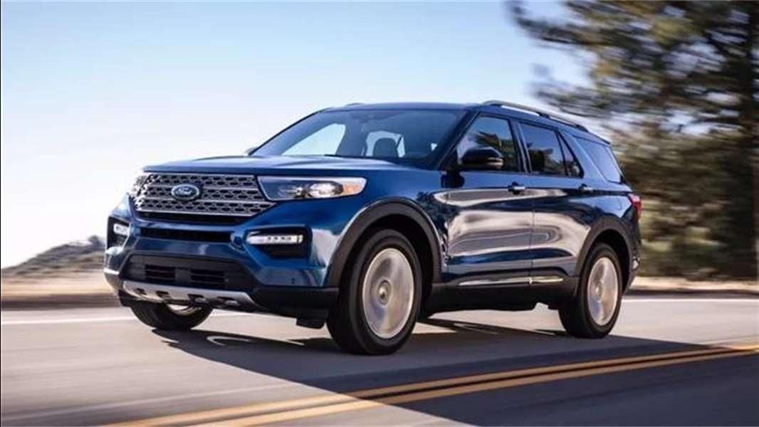 全新换代福特探险者年内国产 纵置发动机后轮驱动