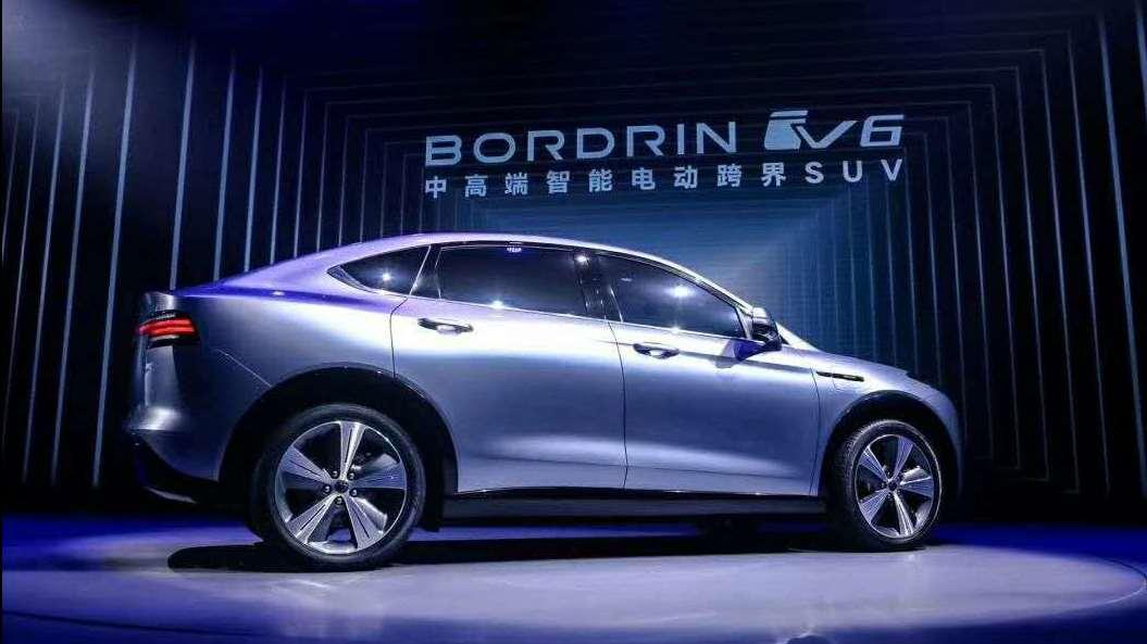 博郡汽车发布两款智能电动SUV 最高续航可达700公里