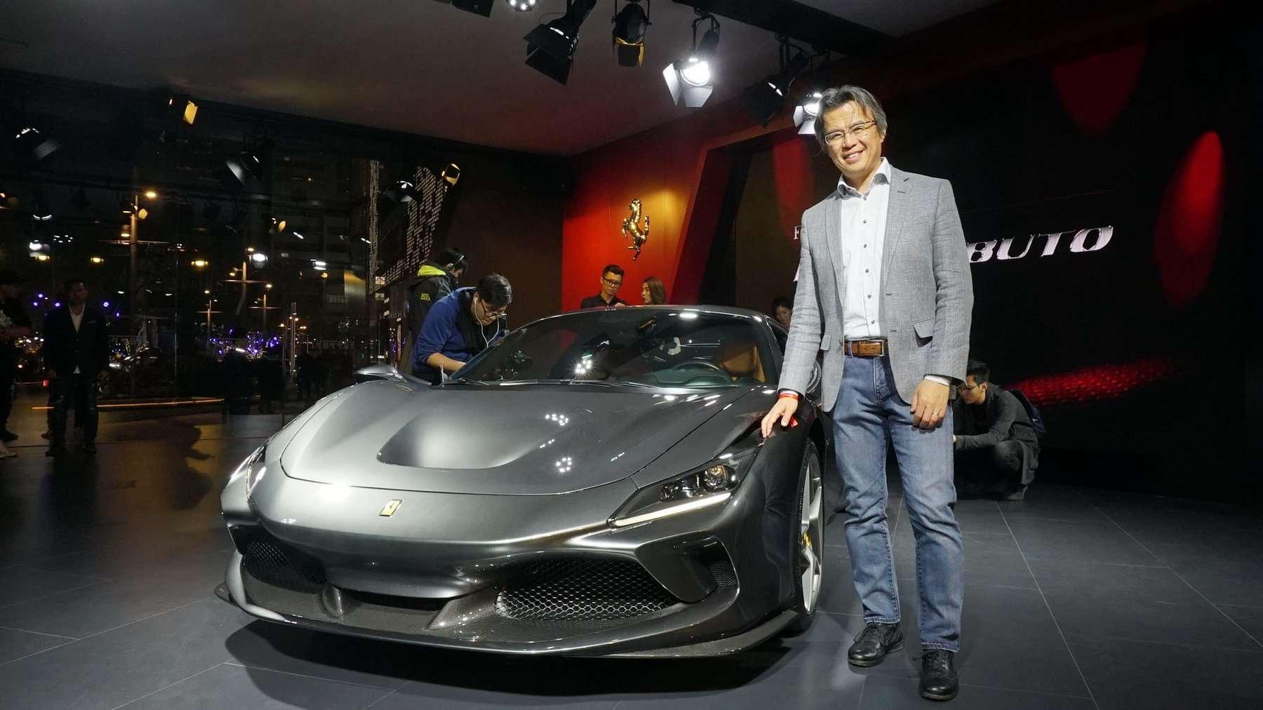 《夏东评车》法拉利F8 Tributo,给V8时代收官?