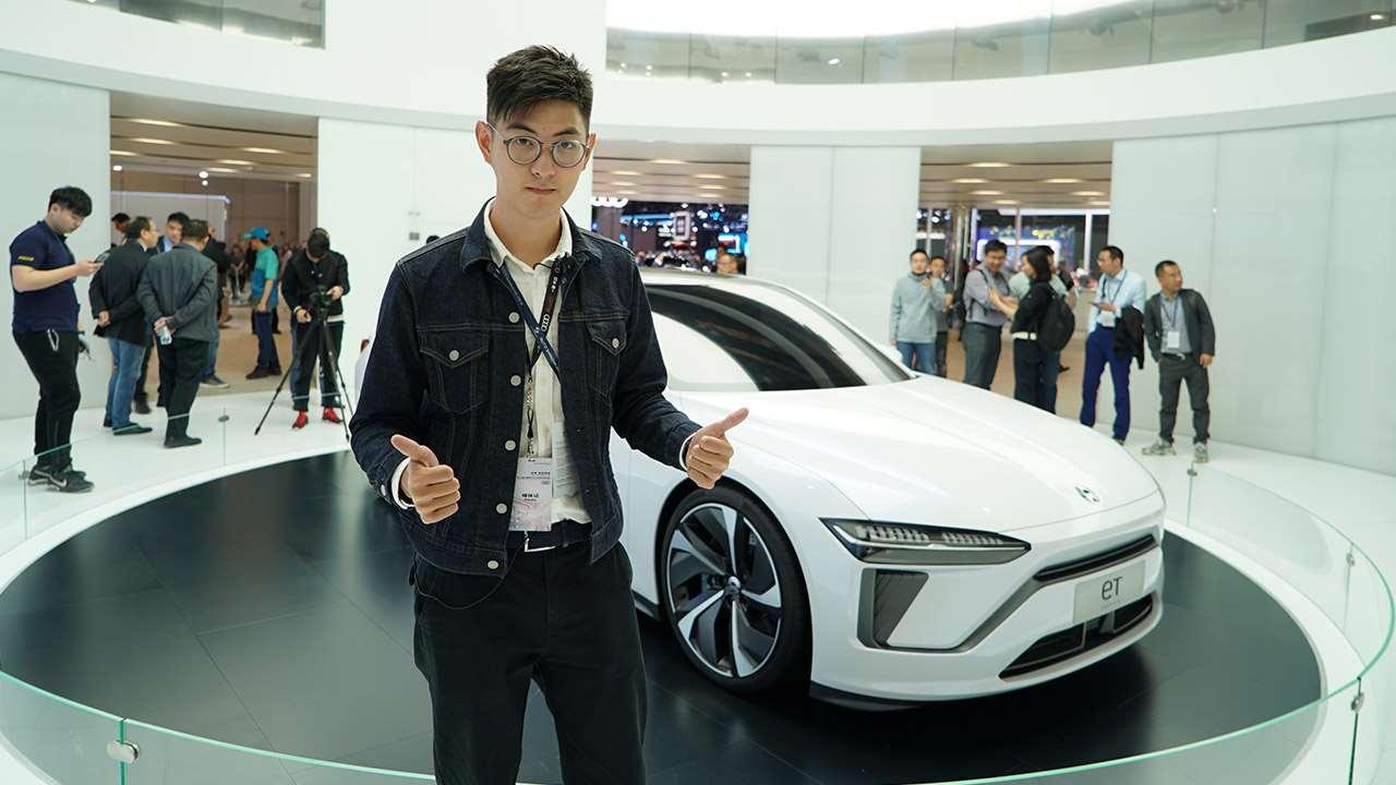 2019上海车展新车快评:蔚来ET