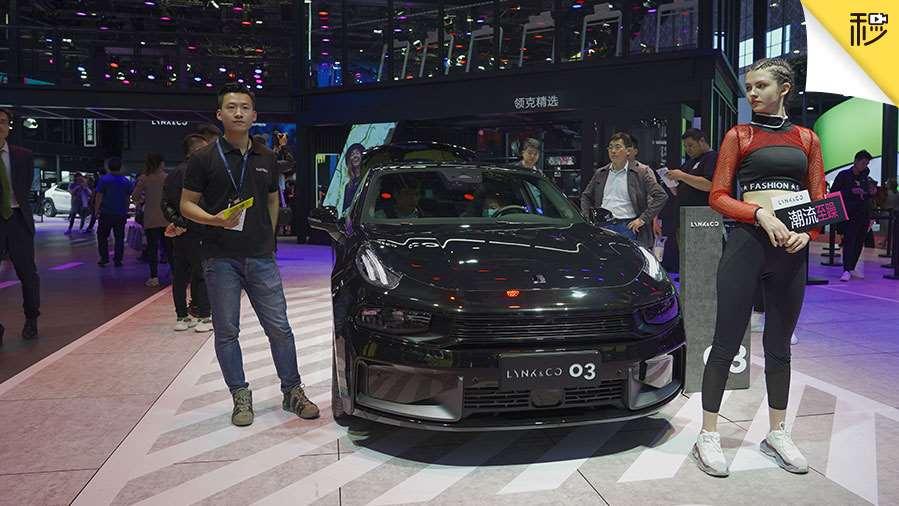 15.48万买2.0T发动机 领克03动力车型视频首测