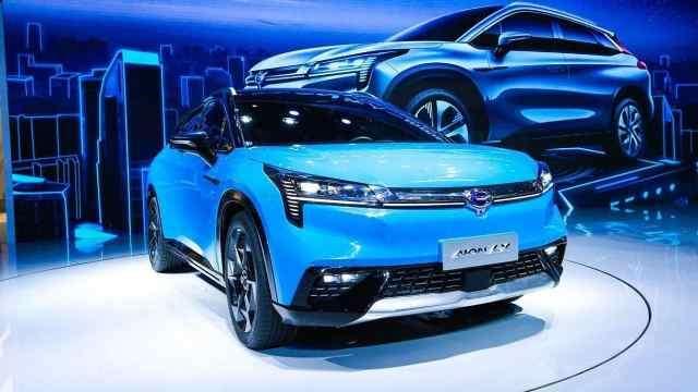 一抹电动蓝,这款车外观无槽点