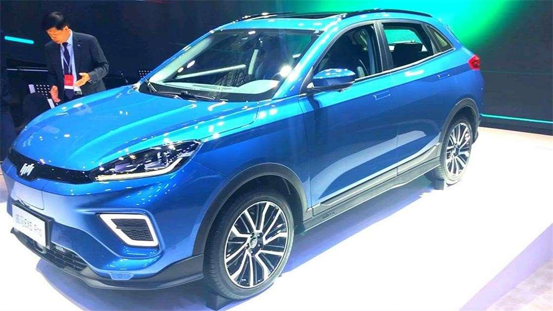 威马EX5PRO上海车展正式上市 售23.98万