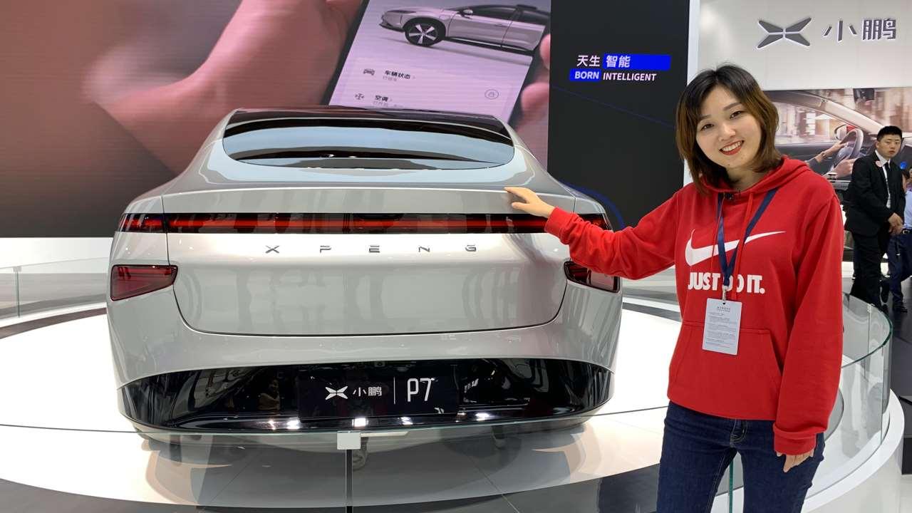 2019上海车展新车快评:小鹏P7