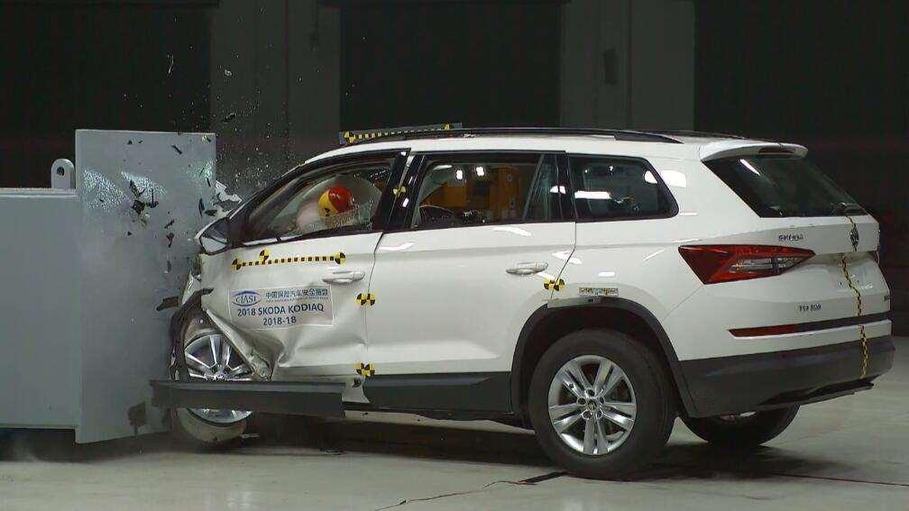 视频解密:柯迪亚克获中保研好评,低速耐撞养车不贵