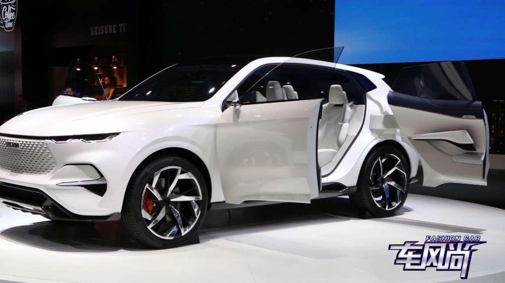 长城汽车以新四化生态出征2019上海车展