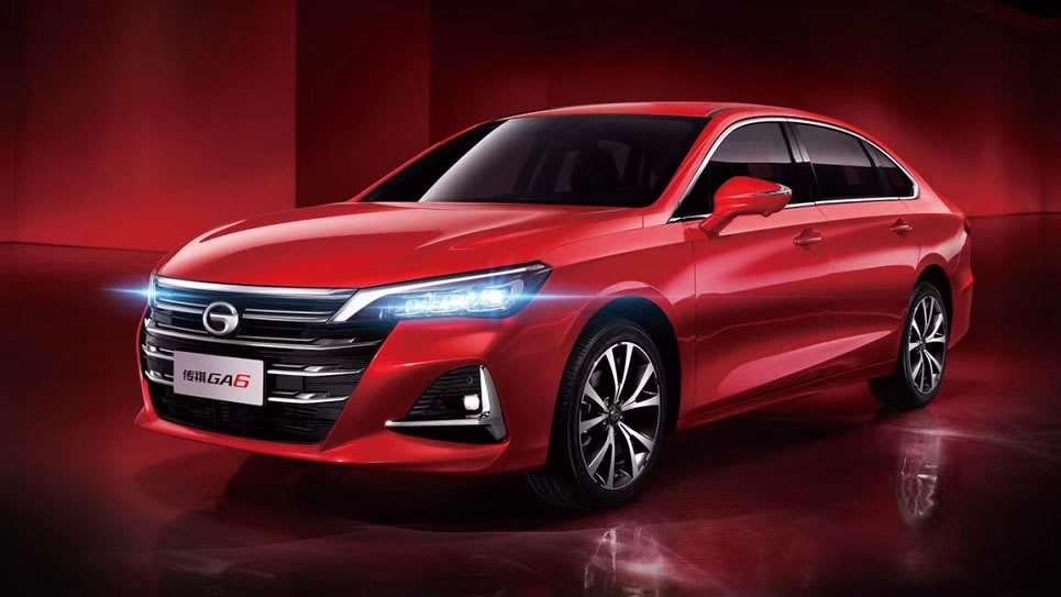 【上海车展特别推荐】全新传祺GA6 全球首发 高端智造