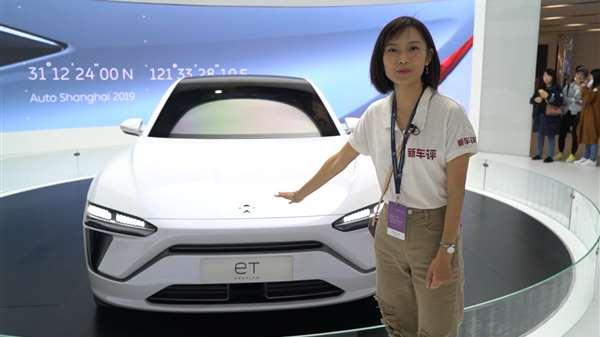 阿miu聊新车:蔚来首款轿车ET7,科技感十足!