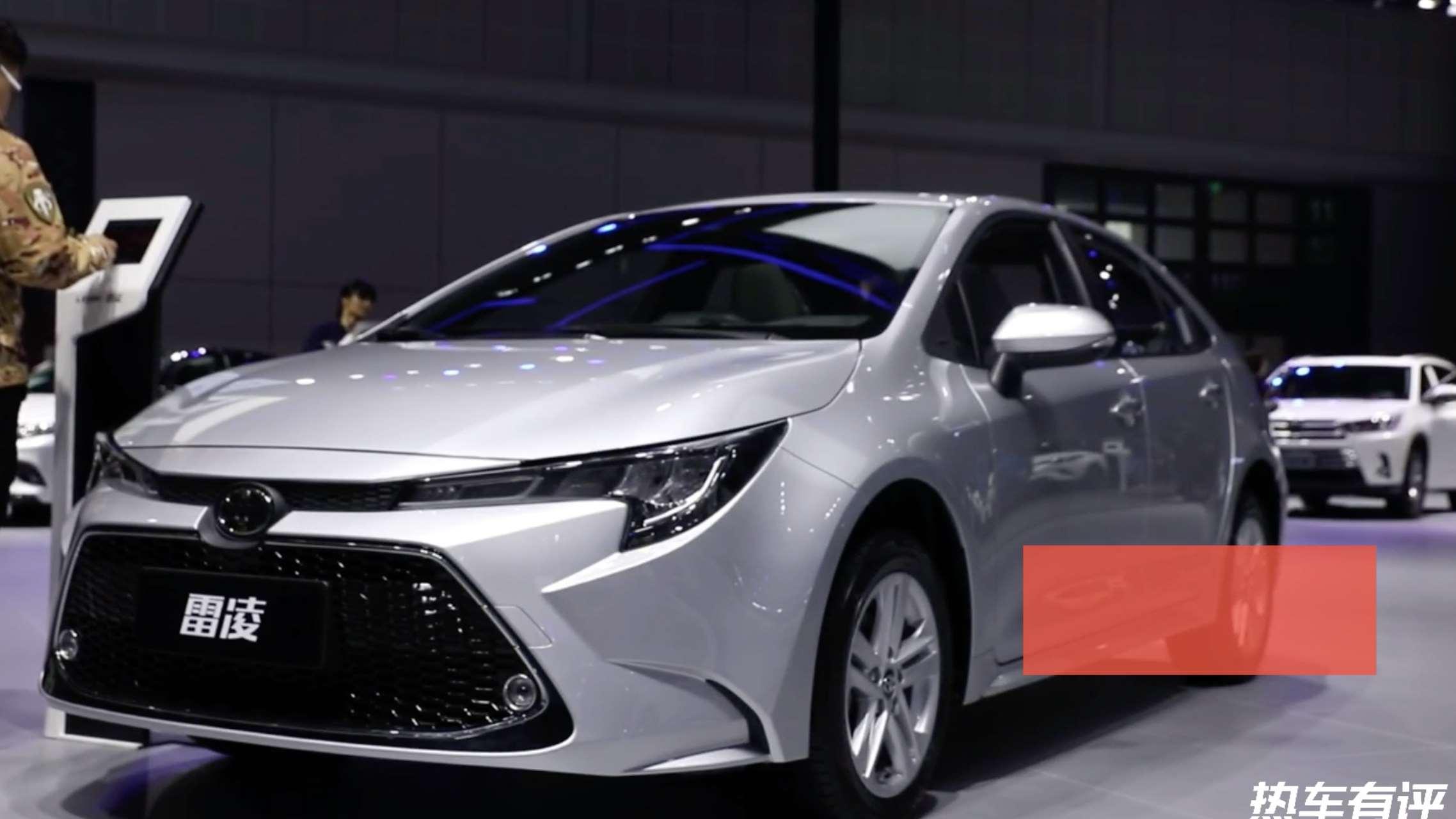 广汽丰田发布全新换代雷凌!会成为下一个爆款吗?