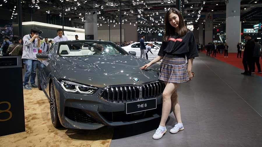 依然定义最高级?BMW 8系内饰浓浓的宝骏风格