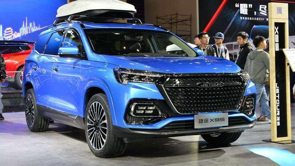 中型旗舰运动SUV捷途X95将延续亲民的定价