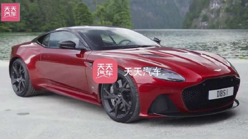 法拉利 812 Superfast 杀手 DBS SUPERLEGGERA