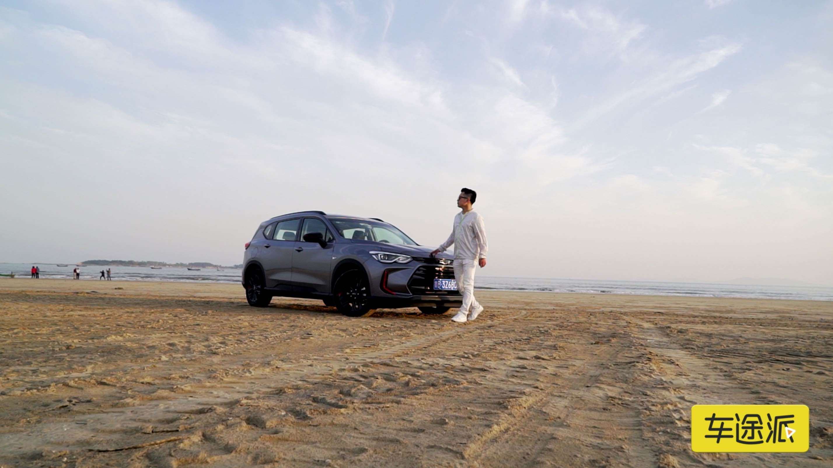 刘一开车从青岛到威海,一路风景,一人一车的旅途