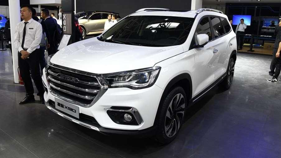 起步价不到8万,搭载8AT的自主中型SUV,捷途X90怎么