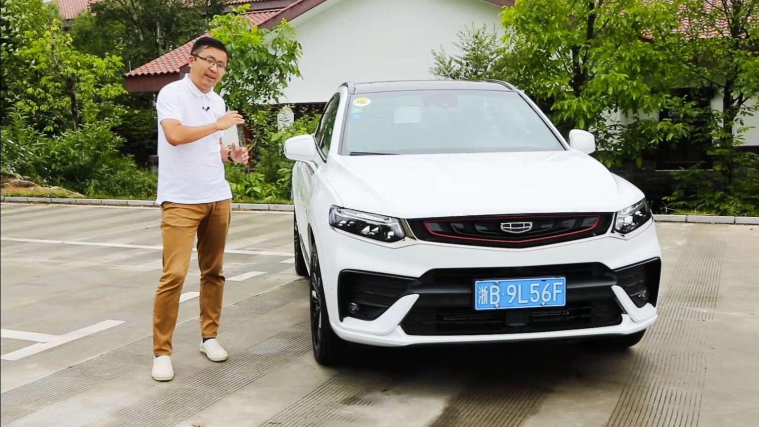 高原体验2.0T+8AT的星越,感受何为最好开的中国车