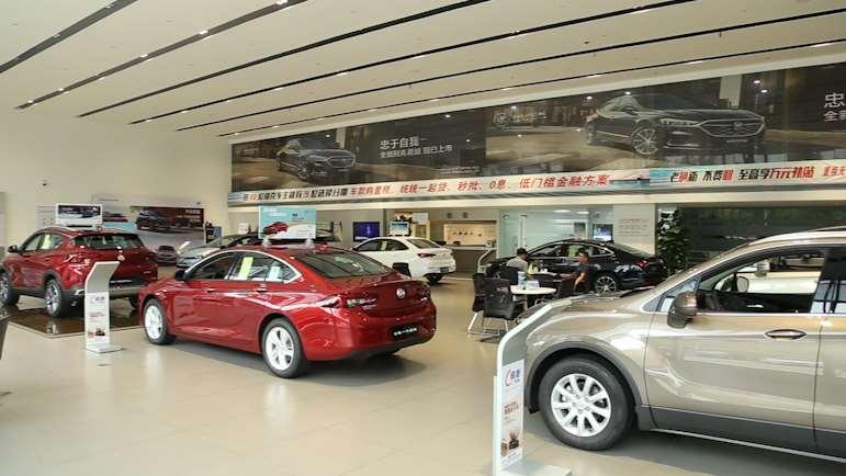 探访上汽通用别克4S店,哪些车型值得买?里面有学问