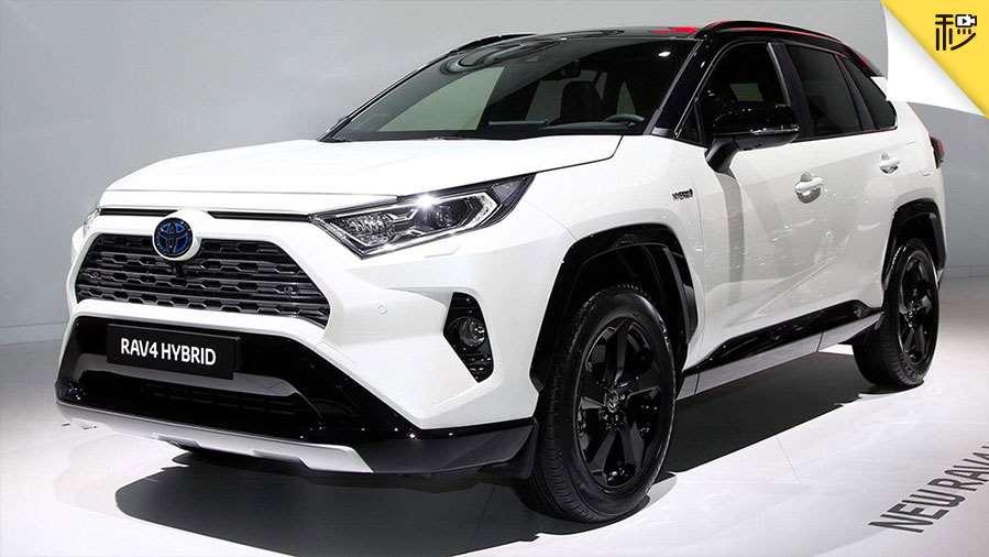 车身尺寸增大 安全测试分高 全新RAV4荣放卖点解析