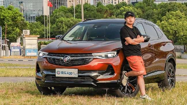 小型SUV的又一轮攻势 全新别克昂科拉不只是更大!