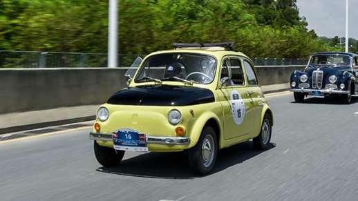 菲亚特500才是微型车真鼻祖