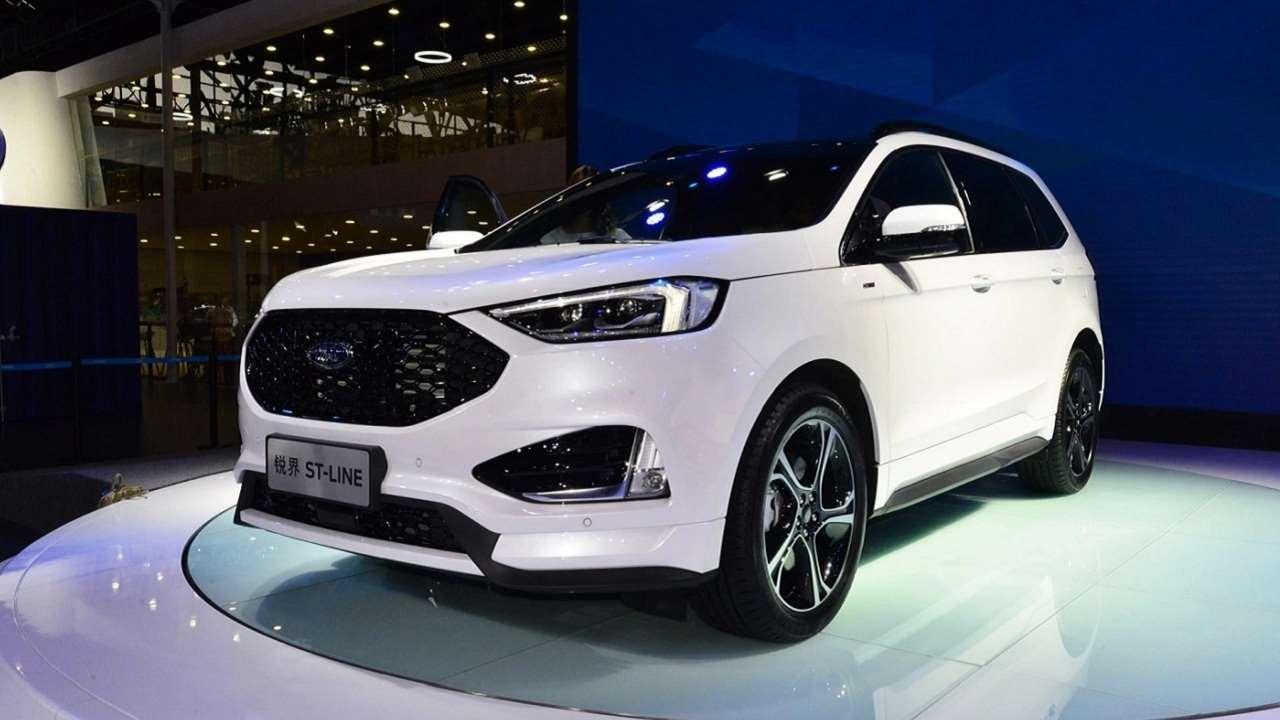 号称最运动SUV,长安福特发布的四款新车表现如何?一分钟解锁!