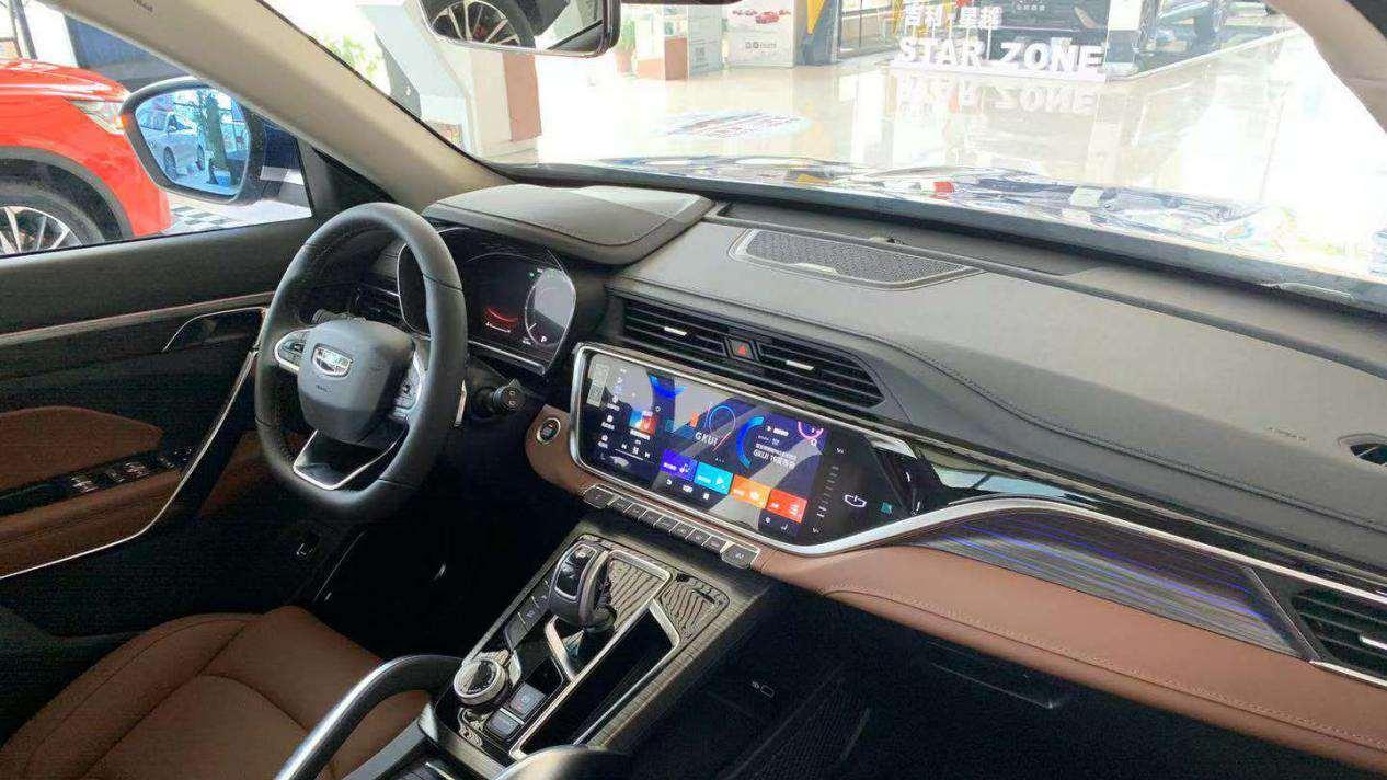 CS75PLUS、RX5 MAX、博越Pro内饰对比,谁的质感最好? 康康侃车