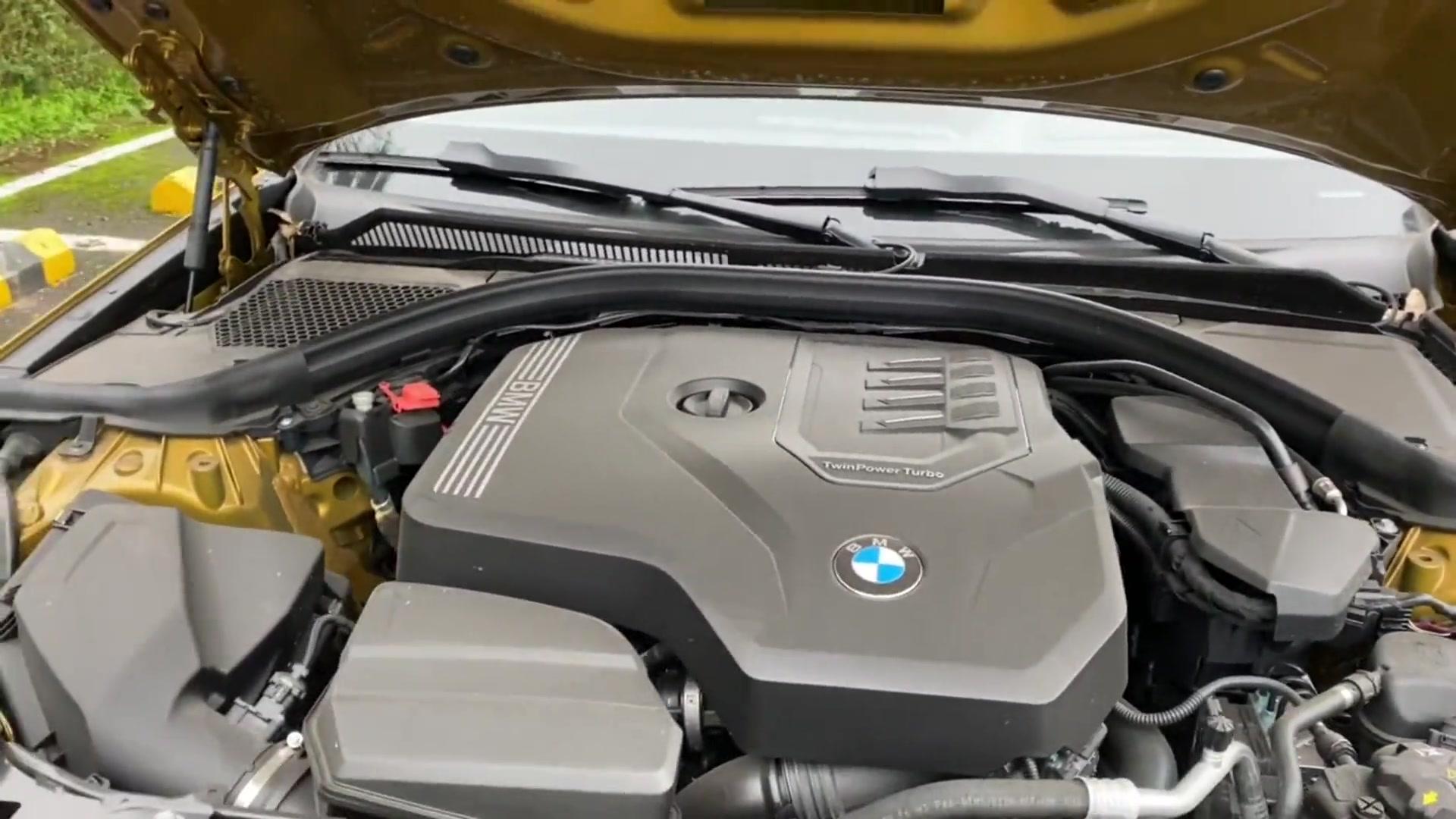 宝马3系动力解析,2.0T发动机调到适中的位置该有184匹
