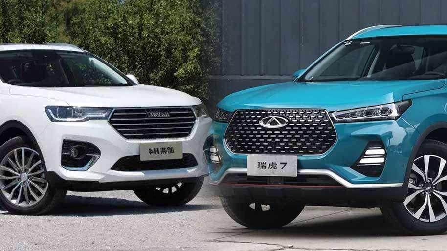 10万入手国产SUV,要兼具家用和载货!哈弗H4和瑞虎7怎么选?