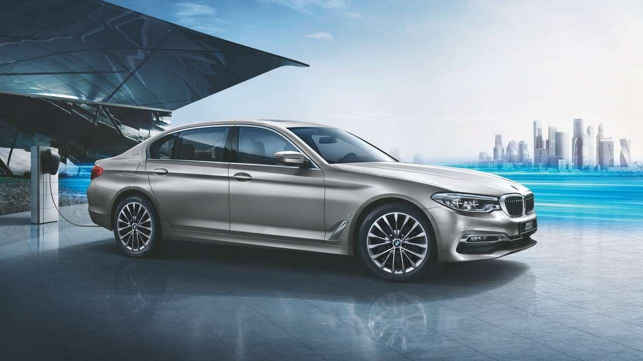 「百秒看车」2020款宝马530Le上市,纯电续航里程增加,价格不变
