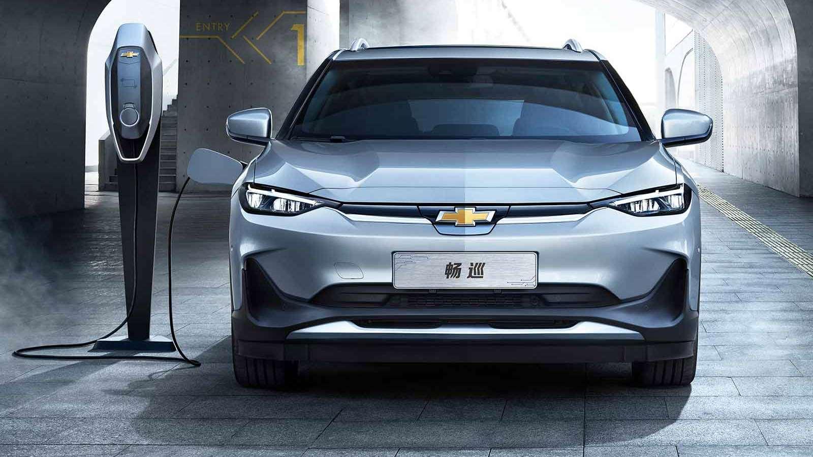 「百秒看车」15.99万起售,续航410公里,雪佛兰首款纯电动上市