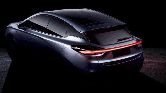 吉利几何公布第二款车型,满车都是黑科技,上市之后能火吗