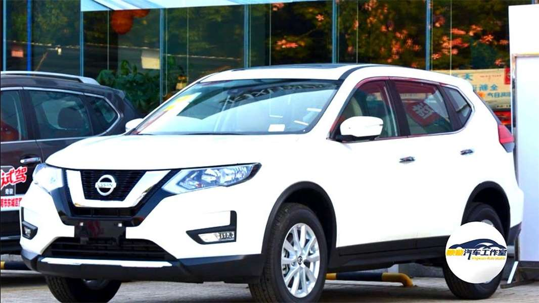 2021款换代奇骏谍照曝光,它还会延续日产的SUV销量担当吗?