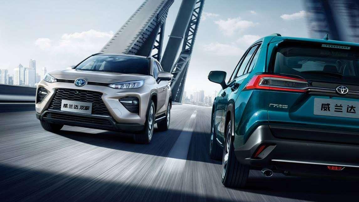 广汽丰田威兰达,三种四驱模式,卖最好的是哪款?