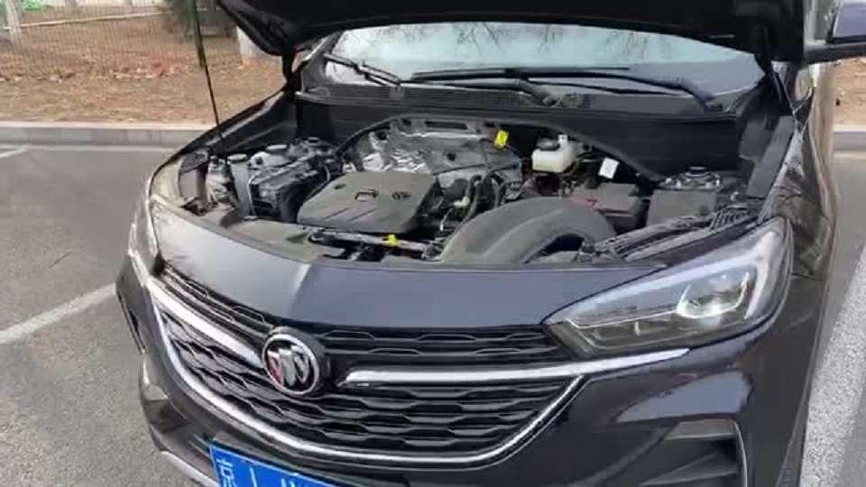 抢鲜看:别克全新车型昂科拉GX发动机抖动情况,抑制效果较好