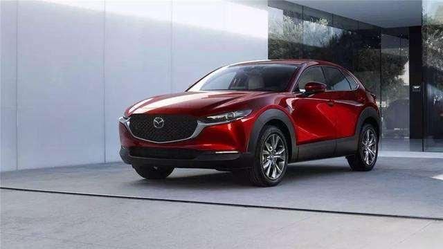 两年内唯一新车,解读马自达CX-30,压燃动力也要来了?