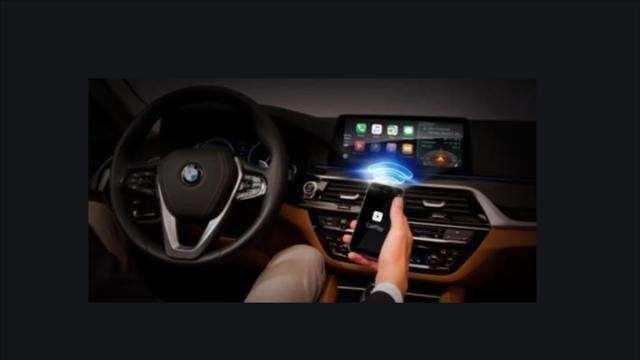 一部iPhone就能开车了,具体怎么操作?宝马或将率先搭载使用