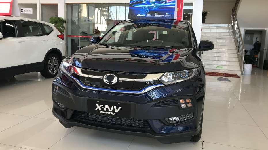 东风本田X-NV直降5万仅12万出头,比国产车不香吗?