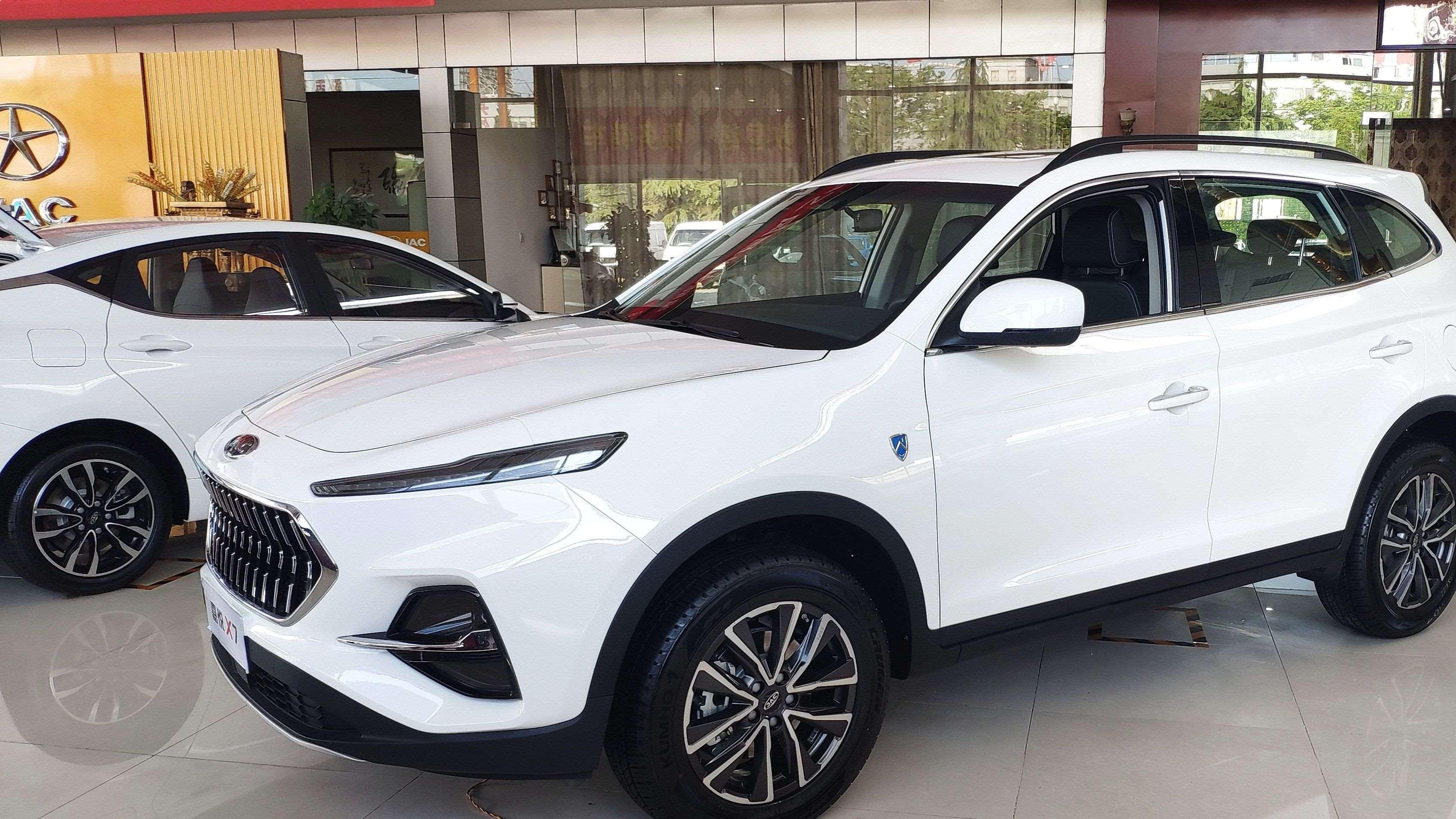 买国产SUV,为什么一定要看看江淮嘉悦X7?大斌良心推荐