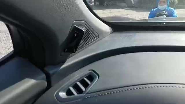 抢鲜看:长安UNI–T车内有趣设计,从细节温暖你