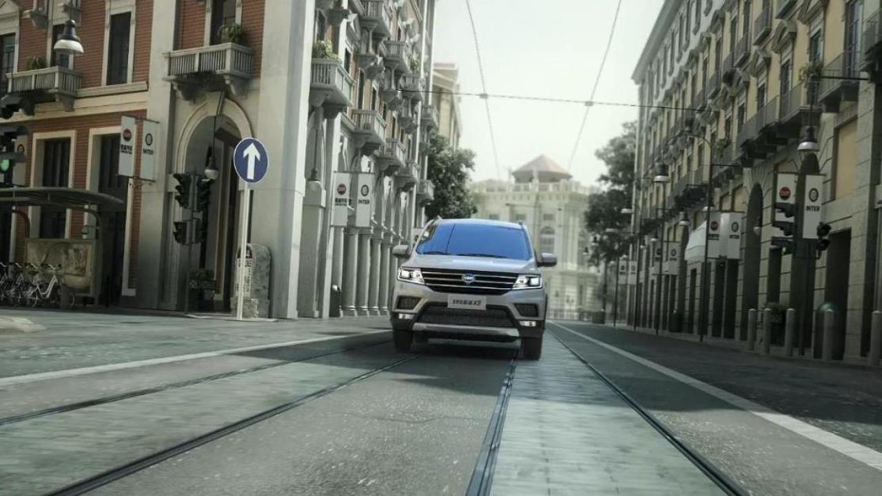 都市超能7座SUV——成熟有担当男人的选择