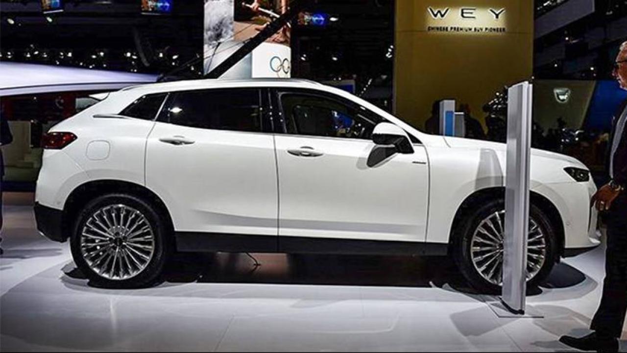 长城WEY品牌再推神车 惊呆老外 动力堪比性能车
