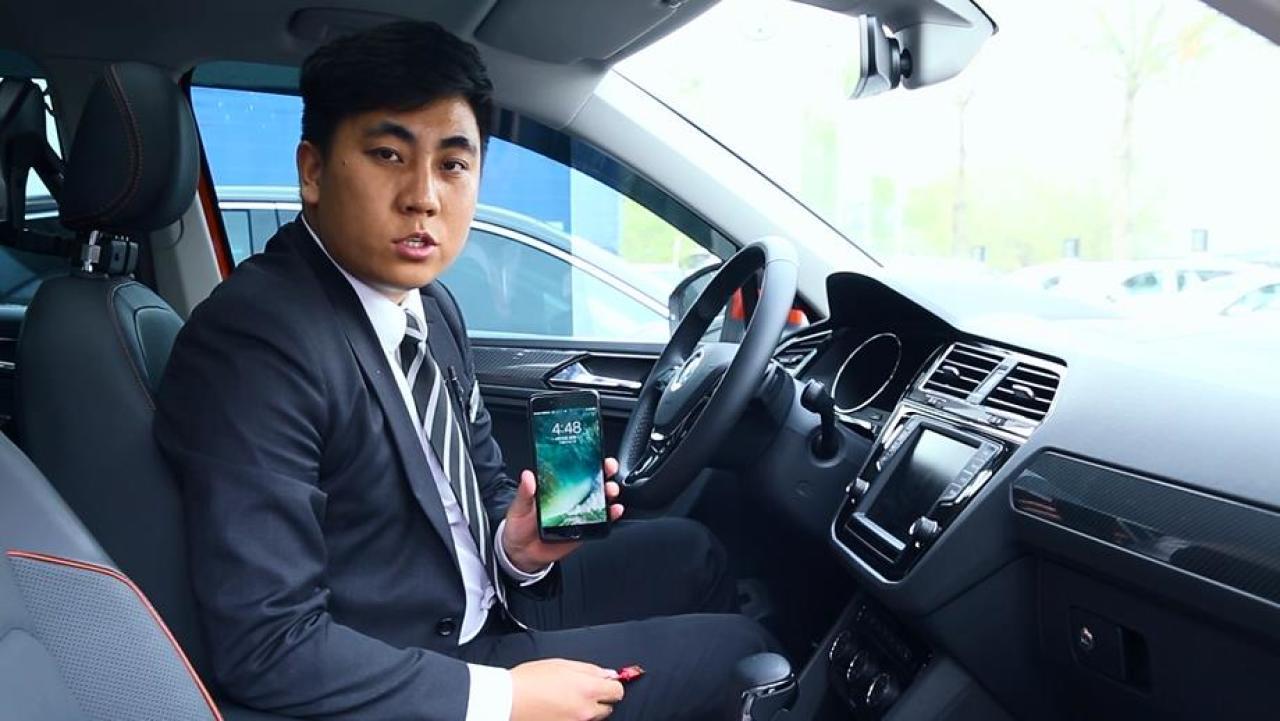 CarPlay的用途有多少 上汽大众车主看过来