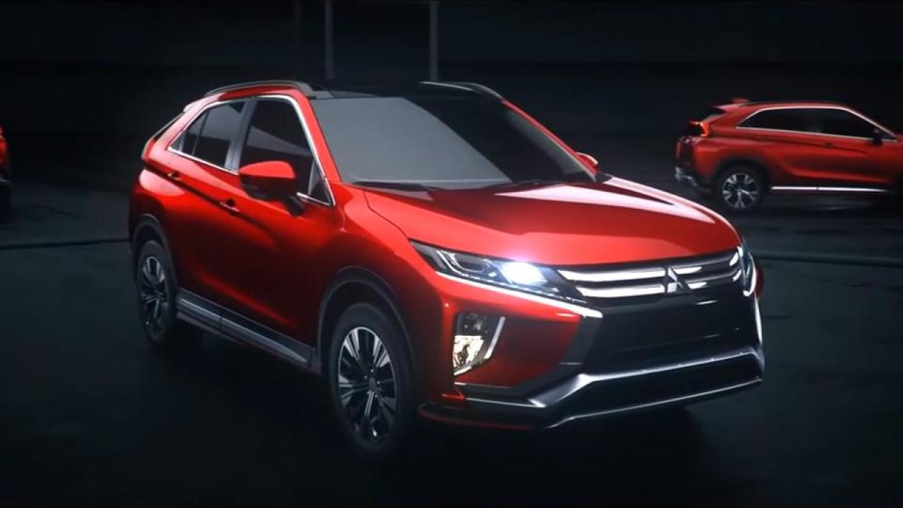 2018年国内施行电子车牌,广汽三菱将推首款轿跑