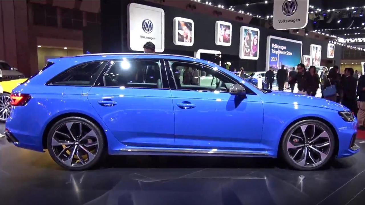 媲美RS6的最强买菜车——奥迪RS4 Avant