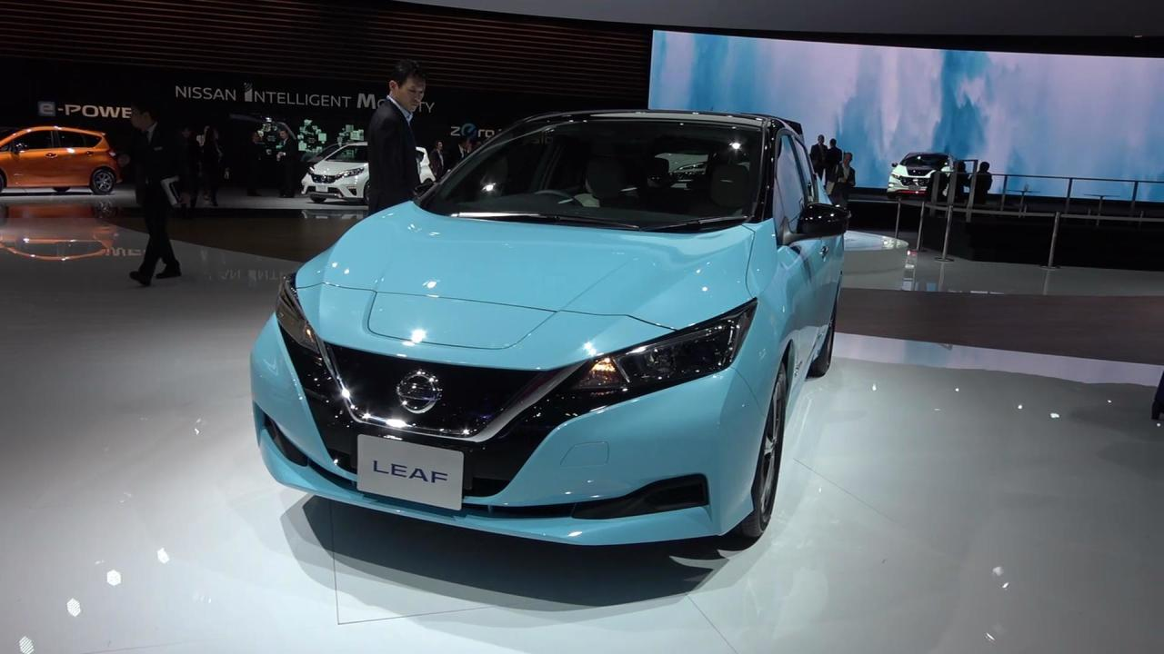 全球销量第一的纯电动车竟是它!师兄聊全新日产聆风
